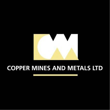 Copper mines and metals