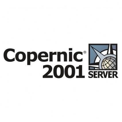 free vector Copernic 2001 server