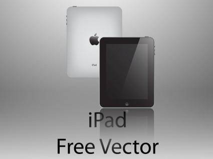 free vector Apple iPad Vector