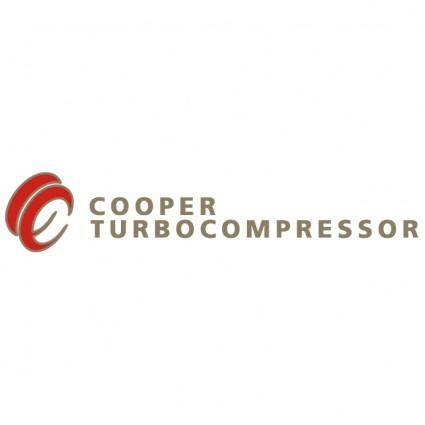 Cooper turbocompressor