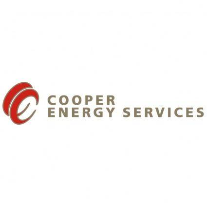 free vector Cooper energy services