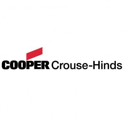 free vector Cooper crouse hinds