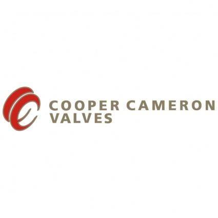 Cooper cameron valves