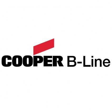 free vector Cooper b line