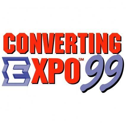 Converting expo 1999