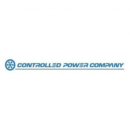 Controlled power company
