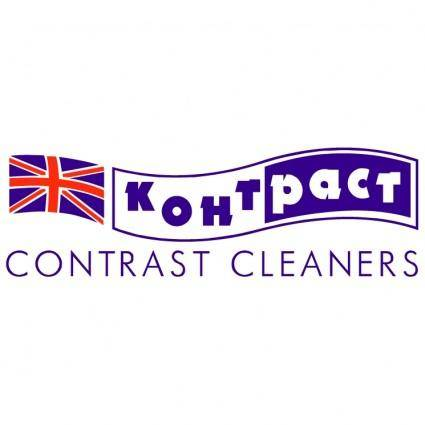 Contrast cleaners