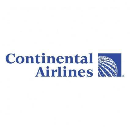 Continental airlines 1