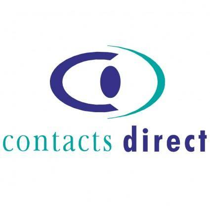 free vector Contacts direct