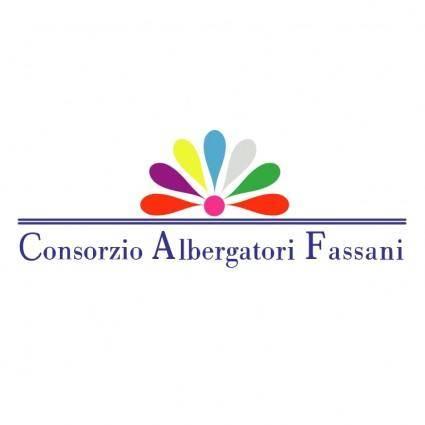free vector Consorzio albergatori fassani