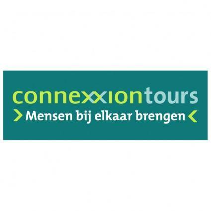 free vector Connexxion tours