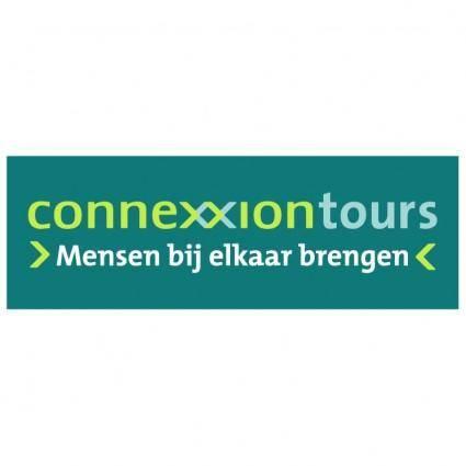 free vector Connexxion tours