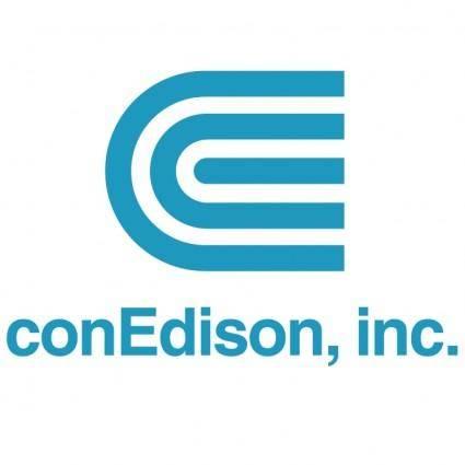 free vector Con edison