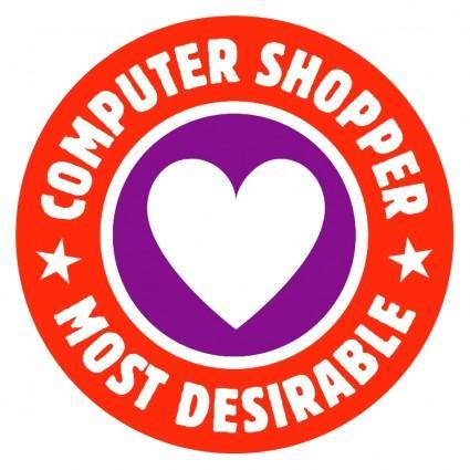 free vector Computer shopper 0