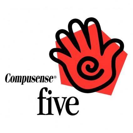free vector Compusense five