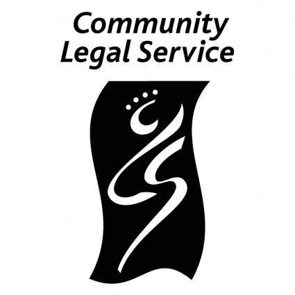 free vector Community legal service
