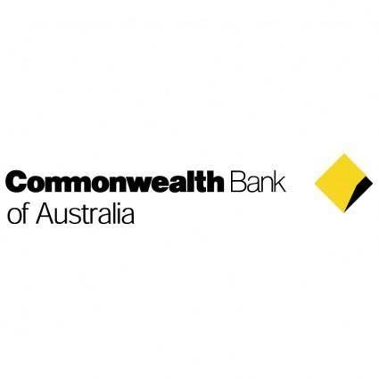 free vector Commonwealth bank 1
