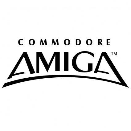 free vector Commodore amiga