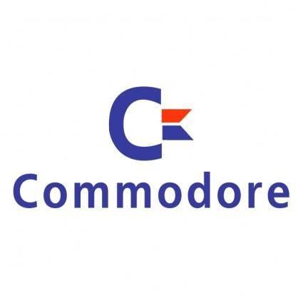 free vector Commodore 1