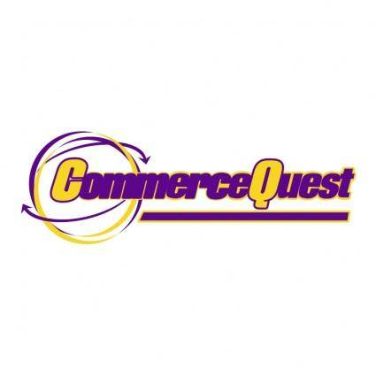 free vector Commercequest