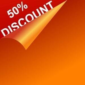 Vector Discount Template