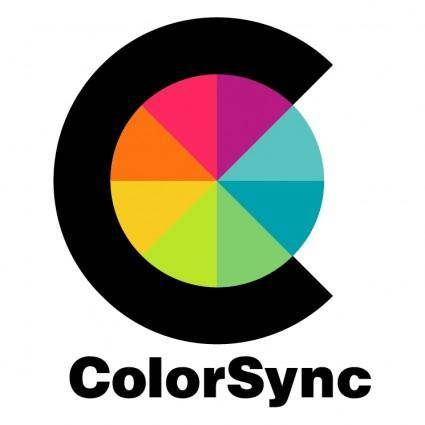 free vector Colorsync