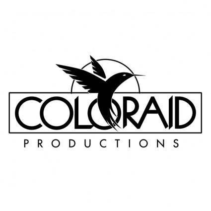 free vector Coloraid productions