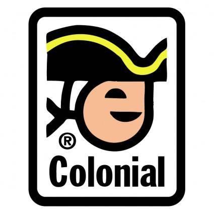 free vector Colonial
