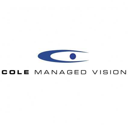 Cole managed vision