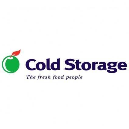 free vector Cold storage