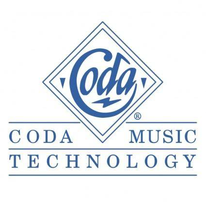 Coda music technology 0