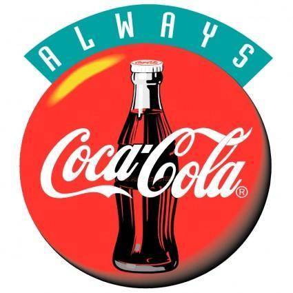 free vector Coca cola 13