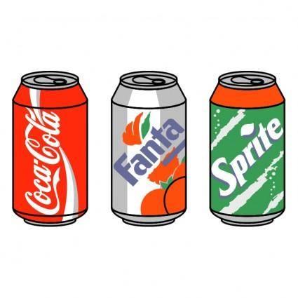 free vector Coca cola 12