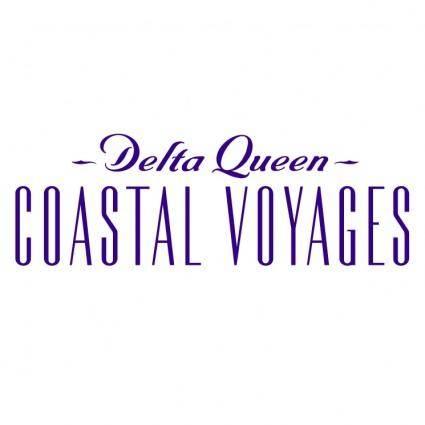 free vector Coastal voyages 0