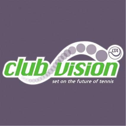 free vector Club vision