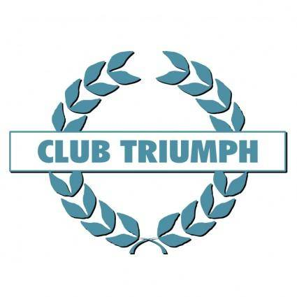 free vector Club triumph