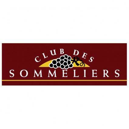 Club des sommeliers