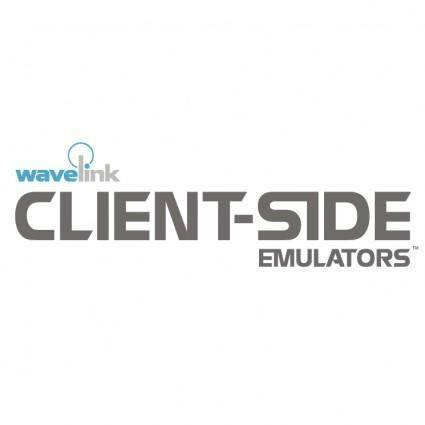 free vector Client side emulators
