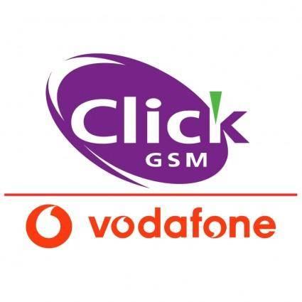 free vector Click gsm