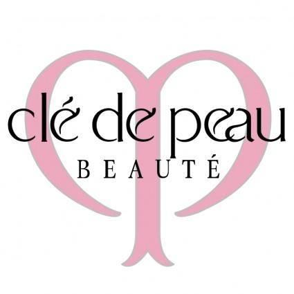 free vector Cle de peau beaute