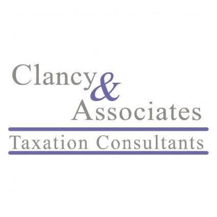 free vector Clancy associates