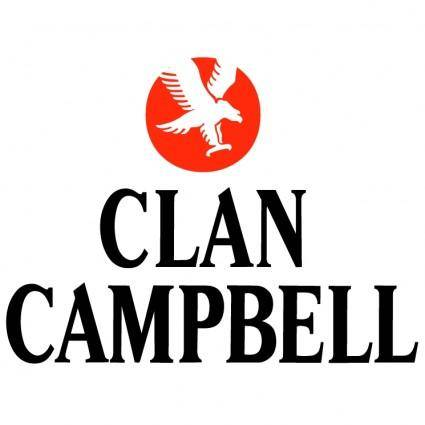 free vector Clan campbell
