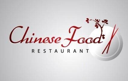 free vector Chinese Food Logo
