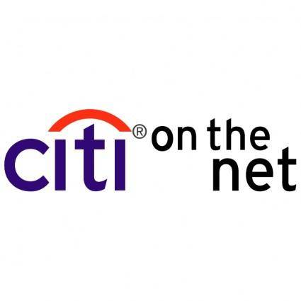 Citi on the net