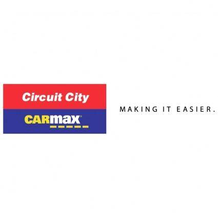 free vector Circuit city carmax