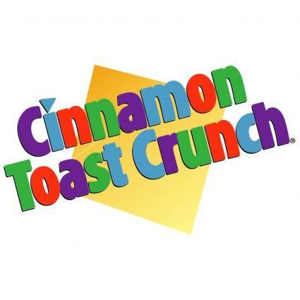 free vector Cinnamon toast crunch