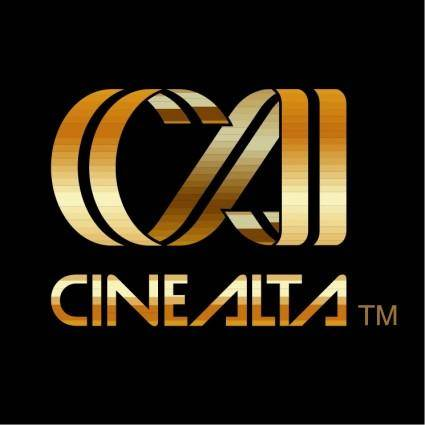 free vector Cinealta