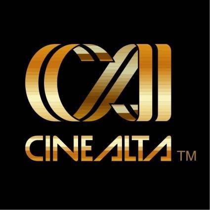 free vector Cinealta