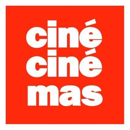 free vector Cine cine mas