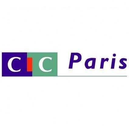 free vector Cic paris